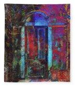 The Door Fleece Blanket