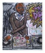 The Dope Show Fleece Blanket