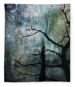 The Dreaming Tree Fleece Blanket