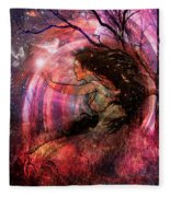 The Elements Wind Fleece Blanket