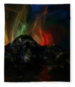 The End Fleece Blanket