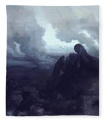 The Enigma 1871 Fleece Blanket
