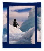 The Explorers Fleece Blanket