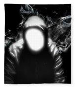 The Faceless Man Fleece Blanket