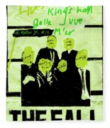 The Fall - Live 1979 Fleece Blanket