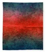 The Fire Inside Fleece Blanket