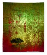 The First Tree Fleece Blanket