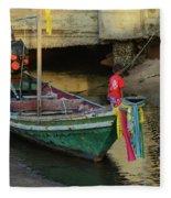 The Fisherman's Kids Fleece Blanket