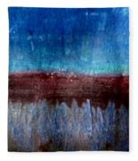 The Flower Valley Fleece Blanket
