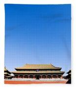 The Forbidden City Fleece Blanket