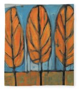 The Four Seasons - Fall Fleece Blanket