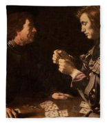 The Gamblers Fleece Blanket