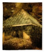 The Gatehouse Fleece Blanket