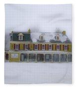 The General Lafayette Inn - Barren Hill Brewery Fleece Blanket