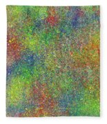 The God Particles #543 Fleece Blanket