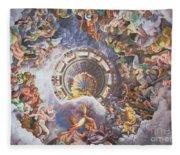 The Gods Of Olympus Fleece Blanket