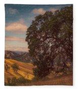 The Golden State Fleece Blanket