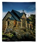 The Good Shepherd Fleece Blanket