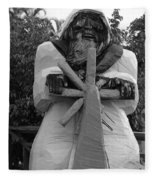 The Gordon Fisherman Fleece Blanket