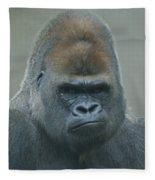 The Gorilla 4 Fleece Blanket