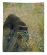 The Gorilla 5 Fleece Blanket