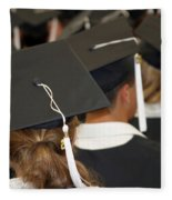 The Graduates Fleece Blanket