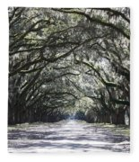 The Grand Lane Fleece Blanket