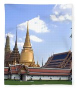 The Grand Palace Fleece Blanket