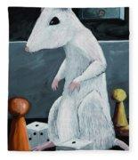 The Great Game Fleece Blanket