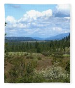 The Great Northwest Fleece Blanket