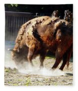 The Great One Fleece Blanket