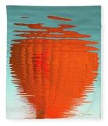 Reflections Fleece Blanket