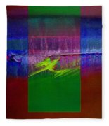 The Green Dragon Fleece Blanket
