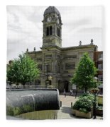 The Guildhall - Derby Fleece Blanket