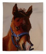 The Halter Fleece Blanket