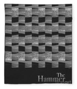 The Hammer Fleece Blanket
