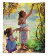 The Harvesters Fleece Blanket