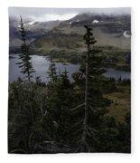 The Hidden Lake Fleece Blanket