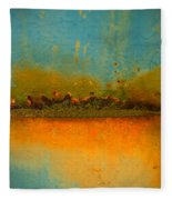 The Horizon Fleece Blanket