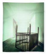 The House Of Lost Dreams Fleece Blanket