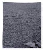 The Ice Float Fleece Blanket