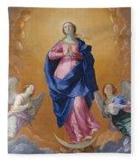 The Immaculate Conceptio Fleece Blanket