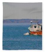 The Island Fleece Blanket