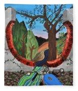 The Journey Fleece Blanket
