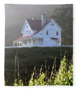 The Keepers House 2 Fleece Blanket
