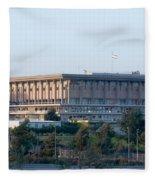 The Knesset, Jerusalem 2 Fleece Blanket