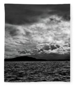 The Lake Fleece Blanket