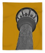 The Lamppost  Fleece Blanket