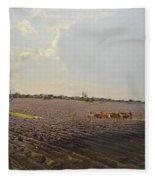 The Land Fleece Blanket