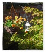 The Lantern Fleece Blanket